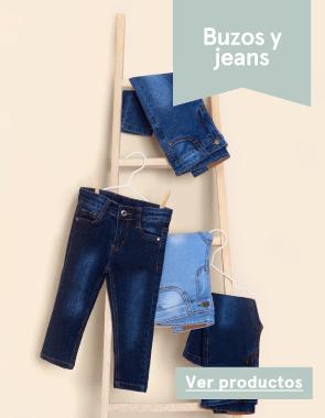 Buzos y jeans   Opaline