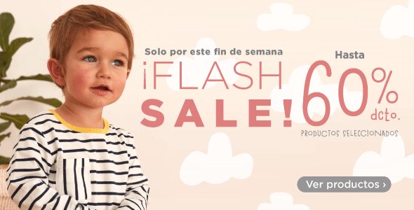 Flash Sale hasta 60%