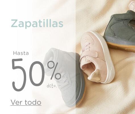 Zapatillas hasta 50% | Opaline