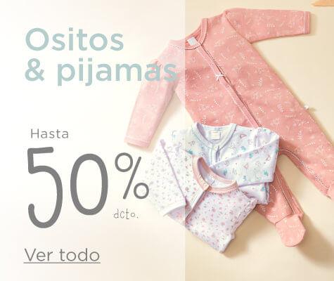 Ositos y pijamas hasta 50% | Opaline
