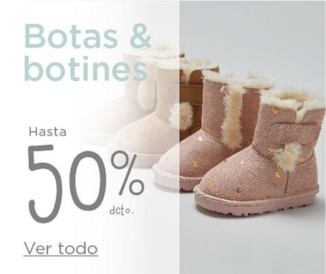 Botas y botines hasta 50% | Opaline