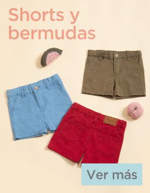 Shorts y Bermudas | Opaline