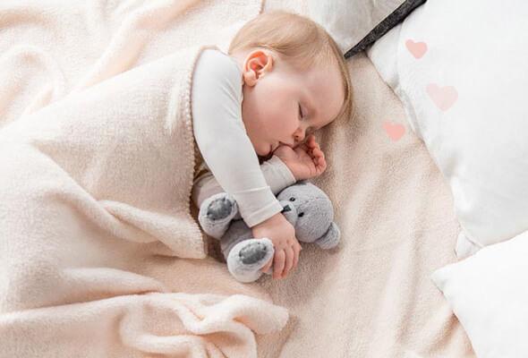 ¿Cuánto duermen los recién nacidos?