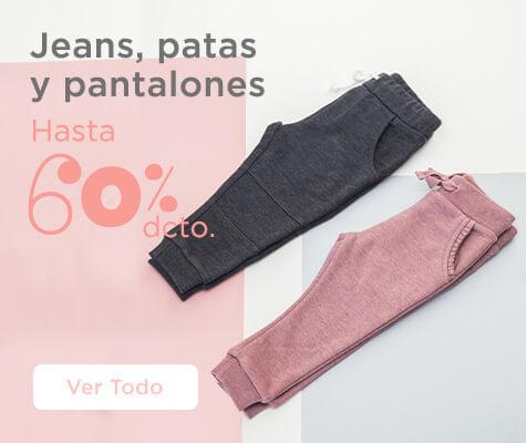 Jeans, patas y pantalones