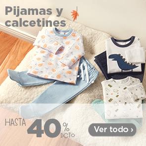 Pijamas y Calcetines