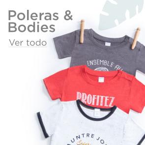 Poleras y bodies