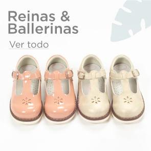 Reinas y ballerinas